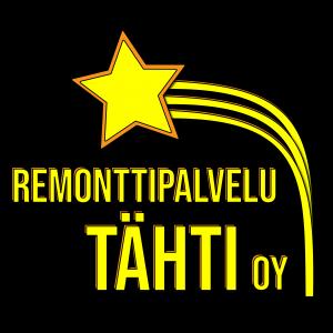 Remonttipalvelu tähti logo-23